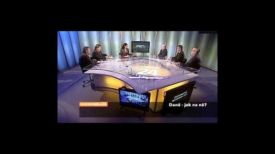 Video Reportáž Jana Spilky a komentáře zástupců politických stran