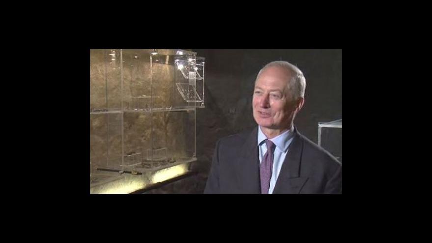 Video Rozhovor s lichtenštejnským knížetem Hansem Adamem II.