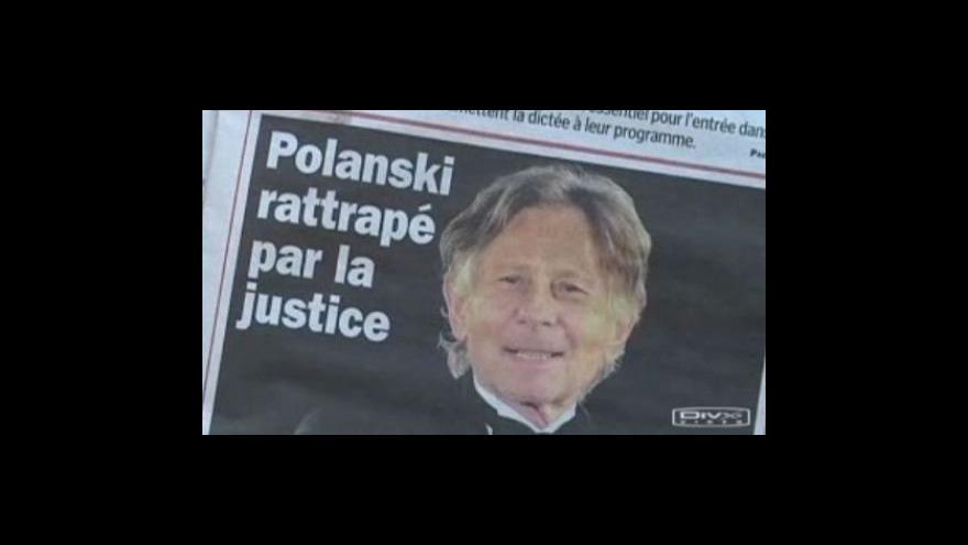 Video Režisér Roman Polanski je ve vězení
