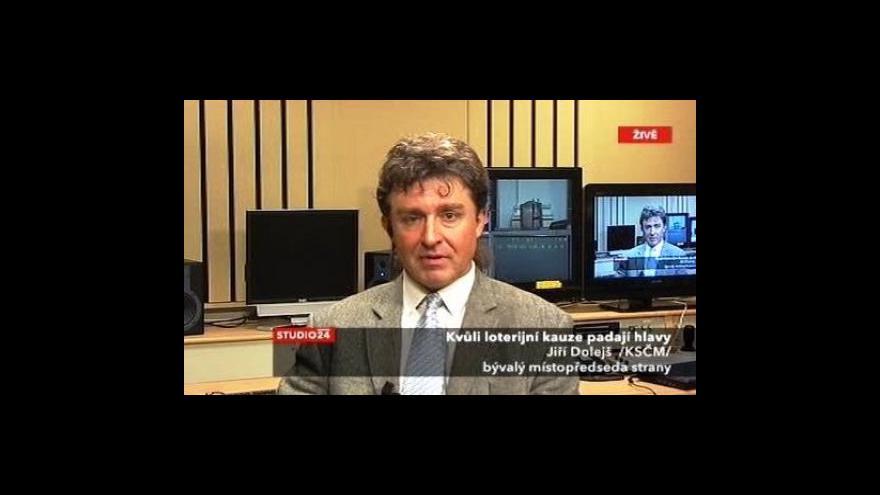 Video Rozhovor s Jiřím Dolejšem a Jindřichem Šídlem