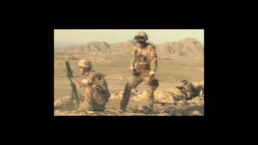 Video Rasmussen: Spojenci z boje neutíkají