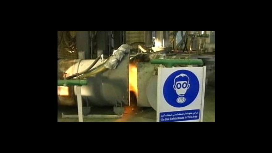 Video Testy íránských raket