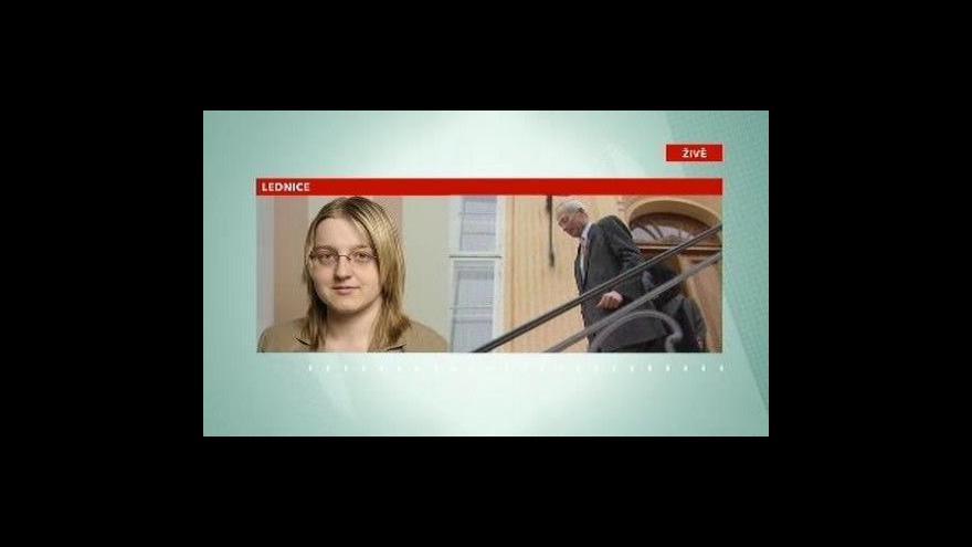 Video Telefonát Barbory Telferové