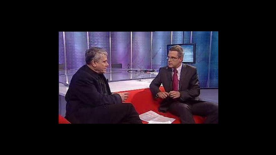 Video Rozhovor s Václavem Malým
