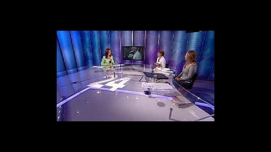 Video Rozhovor se Zuzanou Kozákovou a Alenou Novotnou