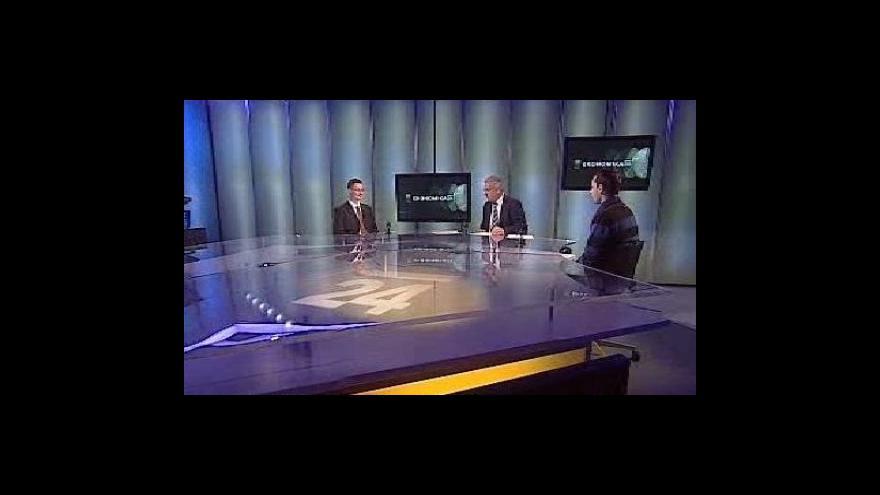 Video Rozhovorem s Jiřím Skoupím a Oldřichem Burešem