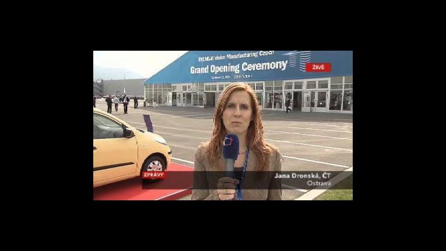 Video Vstup Jany Dronské