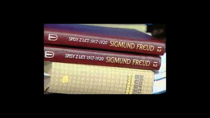 Video Studio 6 o Sigmundu Freudovi