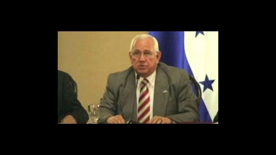 Video Honduras stále v politické krizi