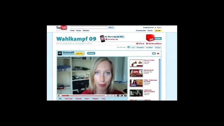 Video Reportáž Hany Scharffové