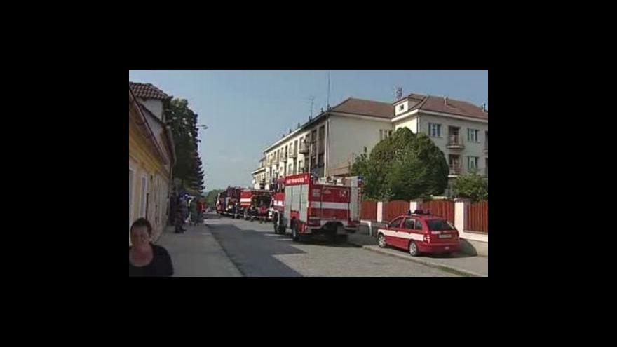 Video Reportáž a vstup Jiřího Bydžovského