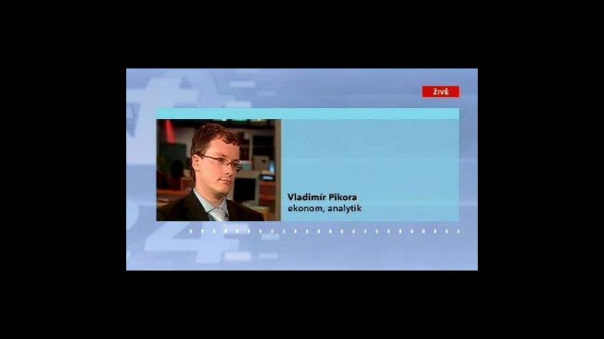 Video Komentář Vladimíra Pikory