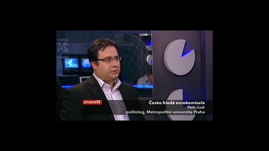 Video Rozhovor s Petrem Justem
