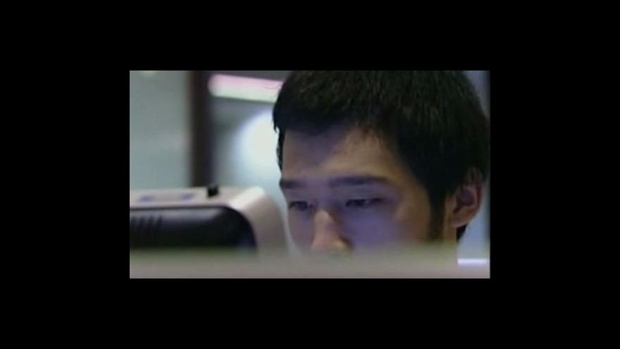 Video Francouzský parlament na cestě proti internetovým pirátům