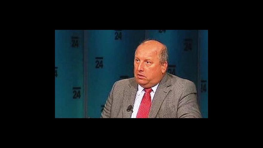 Video Jiří Čada v Událostech, komentářích