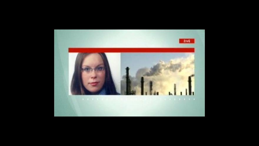 Video Rozhovor s odbornicí na klima