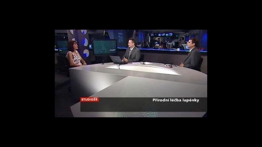 Video Rozhovor s Michaelem Tirantem a Janou Hercogovou