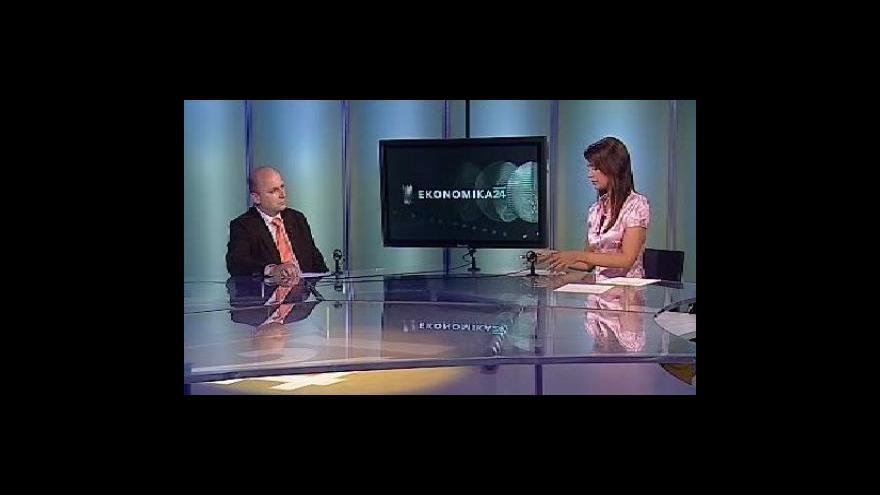 Video Rozhovor s Josefem Šímou