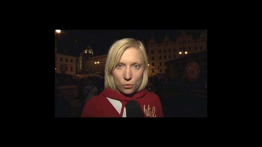 Video Reportáž Zuzany Hálové