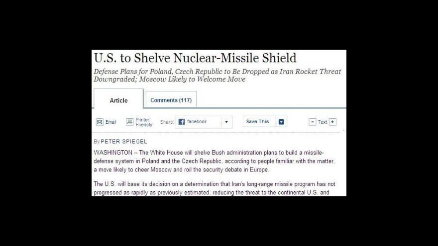 Video Dva roky jednání o radaru