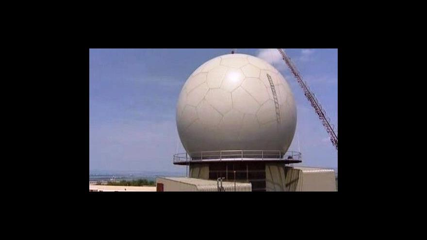 Video Zpravodajové ČT o reakcích NATO, Polska a Ruska