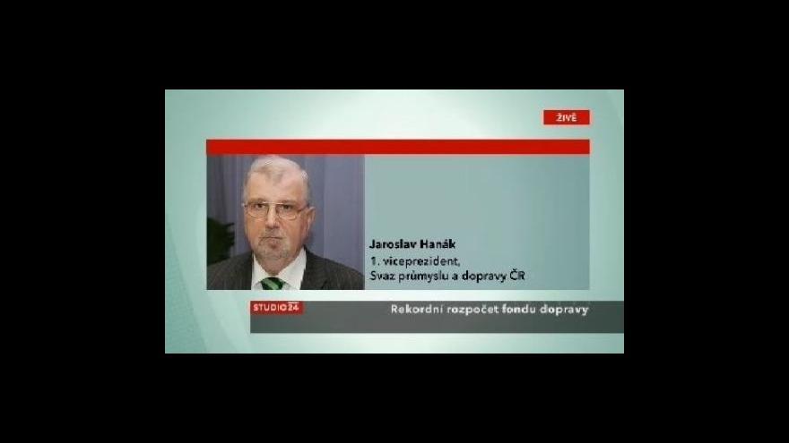 Video Rozhovor s Jaroslavem Hanákem