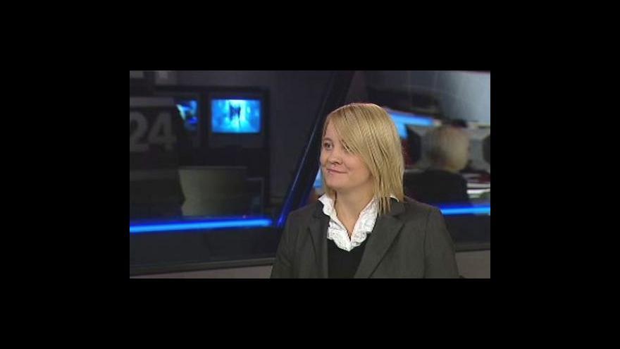 Video Rozhovor s Pavlínou Kvapilovou