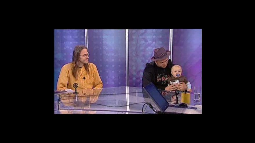 Video Rozhovor s Rostislavem a Šimonem Novákem a Vladimírem Hulcem