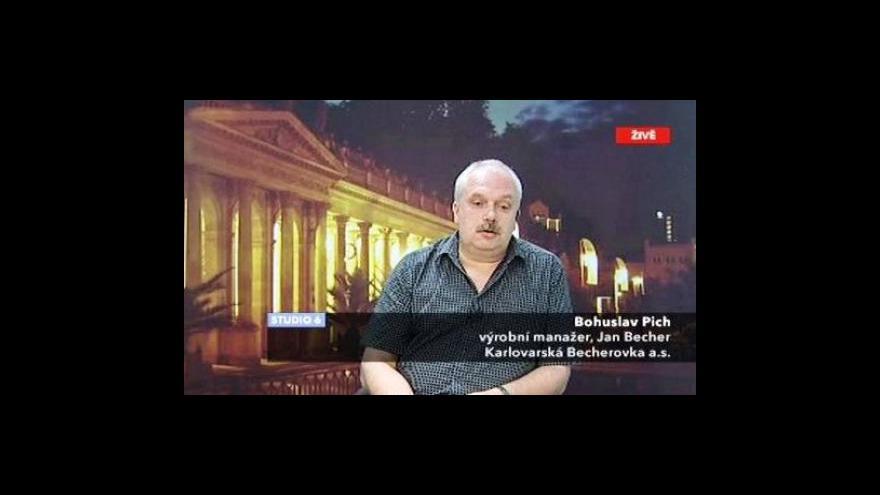 Video Rozhovor s Bohuslavem Pichem