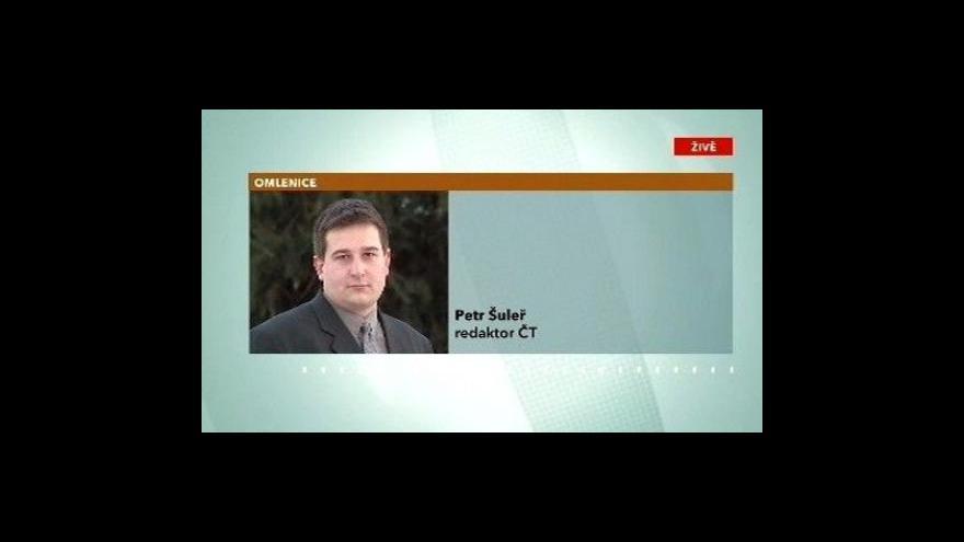 Video Vstup Petra Šuleře