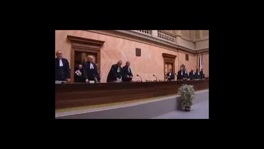 Video Nová ústavní stížnost ve hře