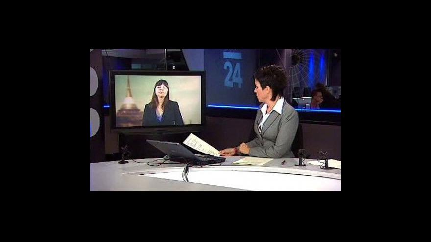 Video Vstup a reportáž Lucie Pokorné