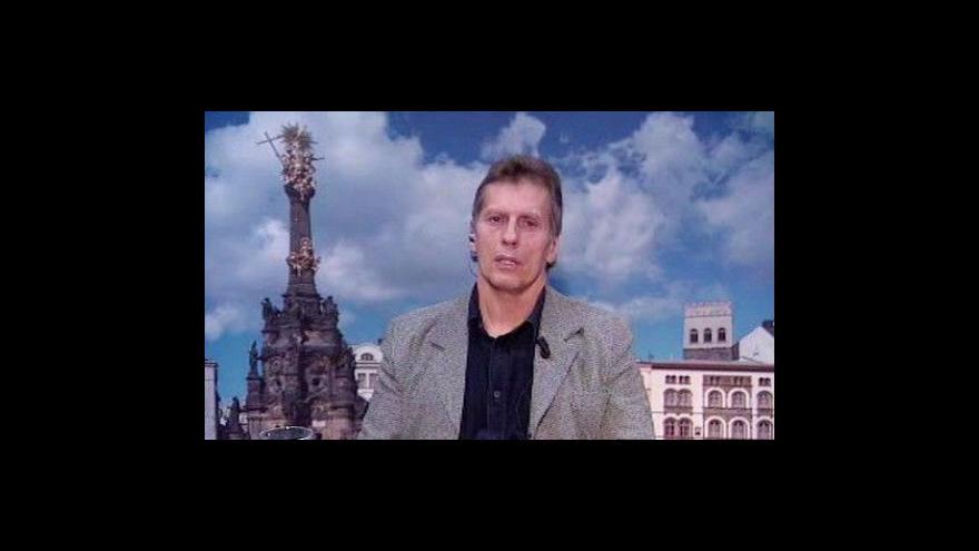 Video Rozhovor s Vladimírem Hučínem