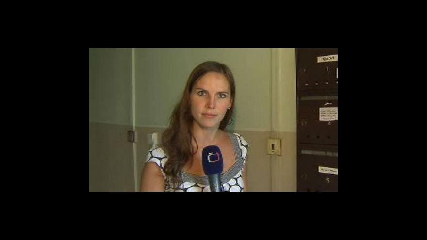 Video Reportáž Terezy Kručinské a Blanky Poulové
