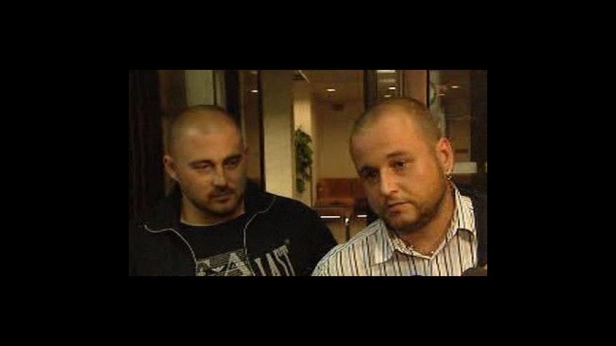 Video Útočníky na Mirka Topolánka obvinila policie
