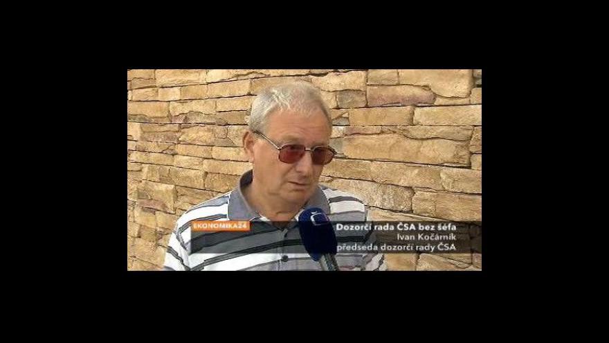 Video Rozhovor s Ivanem Kočárníkem