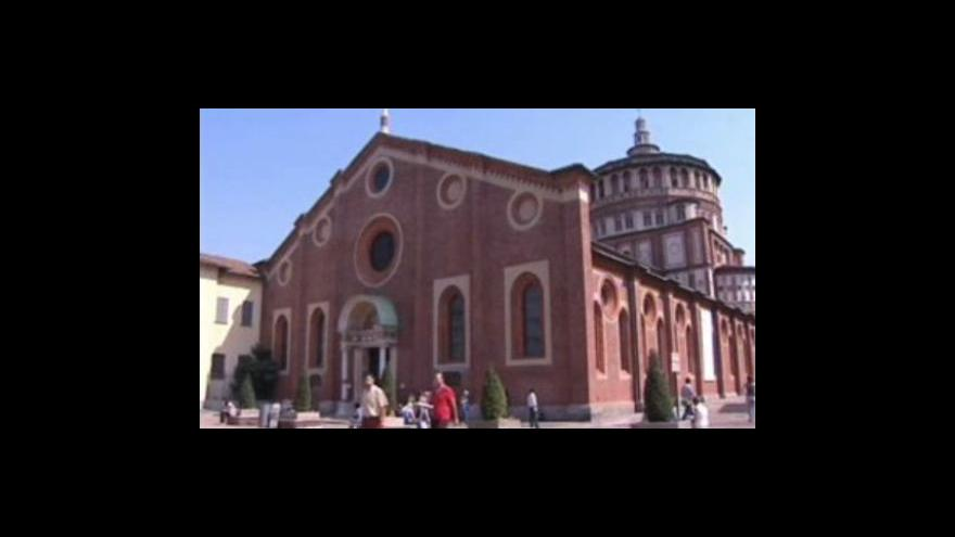 Video V Miláně vystavují Atlantický kodex