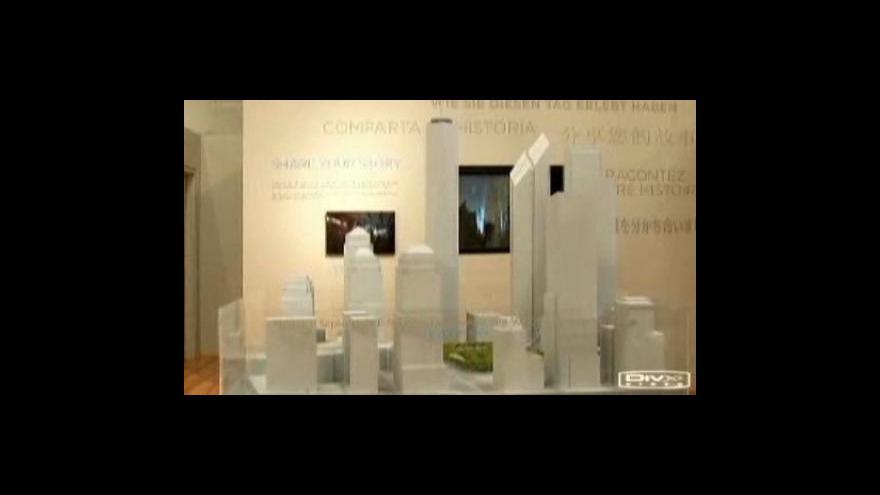 Video Na místě Dvojčat má vzniknout památník obětem