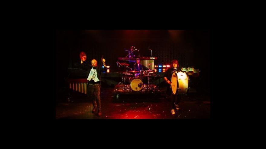 Video Marimba v Minoru - rozhovor a ukázka