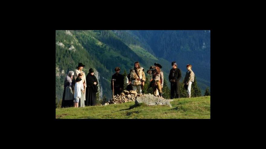 Video Trailer k filmu Jánošík