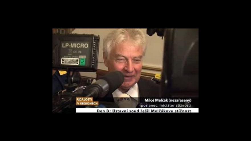 Video Reportáž a vstup Daniela Takáče