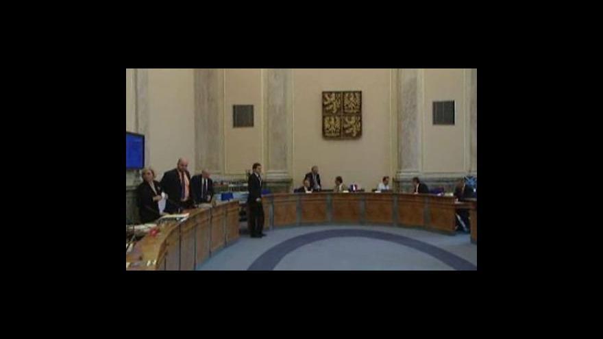 Video Vláda kývla na rozpočet se schodkem 230 miliard