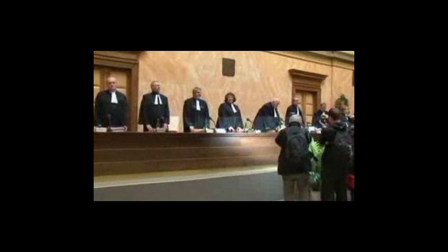 Video Ústavní soud má před sebou průlomové rozhodování