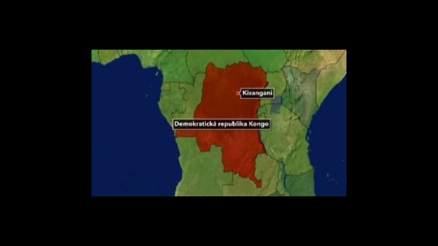 Video Dva Norové dostali v Kongu trest smrti