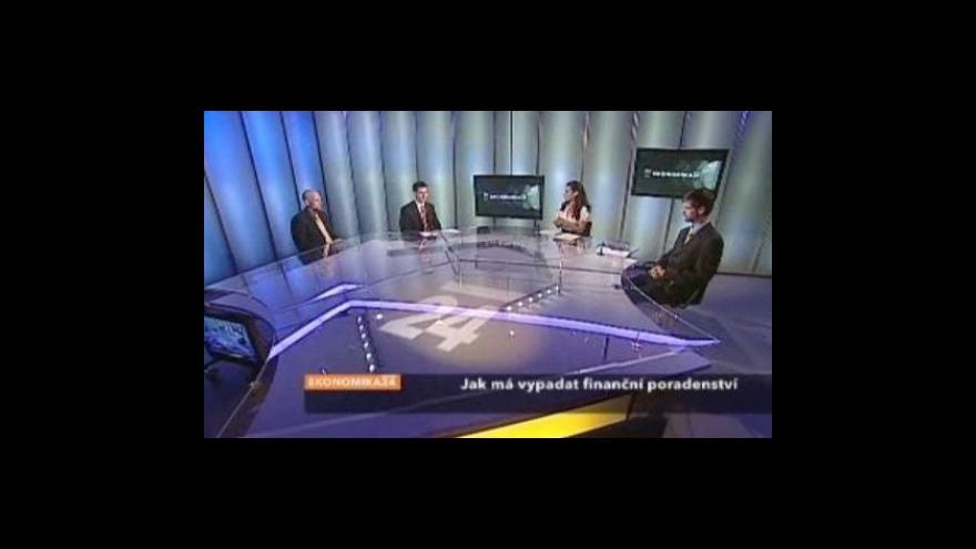 Video Průvodce džunglí finančního poradenství