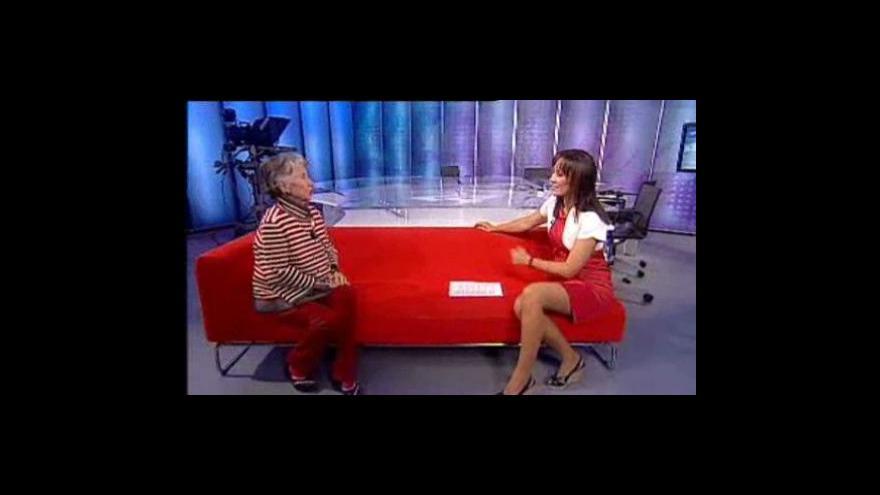 Video Rozhovor s Medou Mládkovou