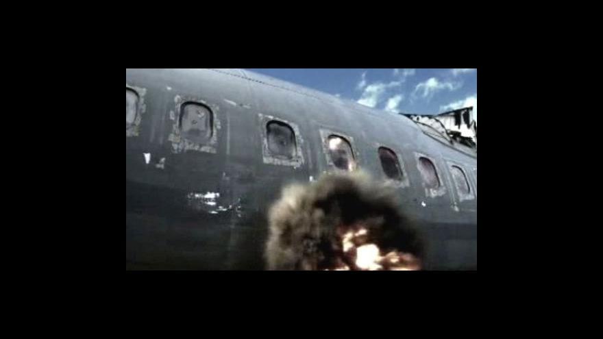 "Video Teroristi s \""tekutými bombami\"""