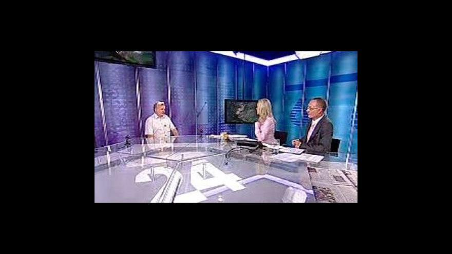 Video Rozhovor s Evženem Kůsem ve Studiu 6