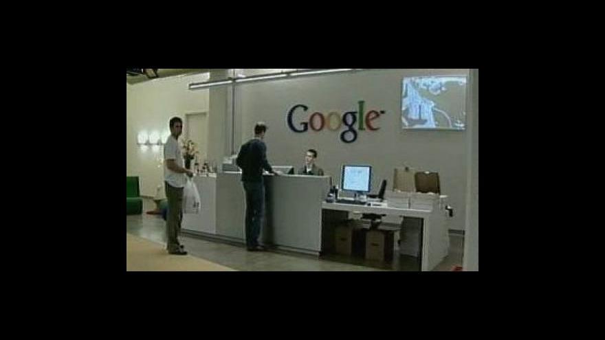 Video Evropská komise jedná o Google Book Search