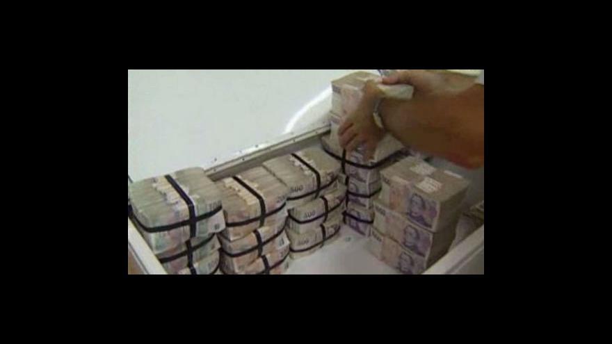 Video Zahraniční obchod v červenci